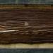 Velryba 2004 50 x 142 dřevo cín a železné dráty