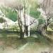 023_marianska_zahrada_7-8-2001-2004_akvarel_35x25