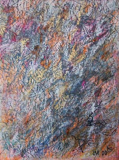 Dopis pro pana Koláře, 2000, 32x24 cm