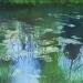 Voda I, olej na plátně, 80x100, r.2007